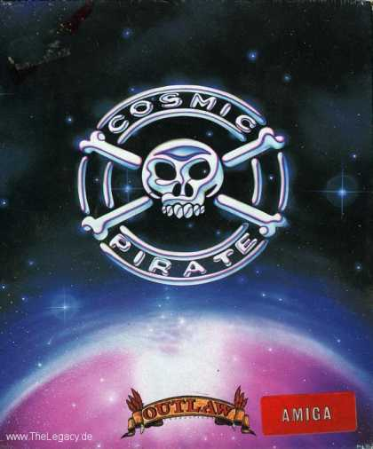 Misc. Games - Cosmic Pirate