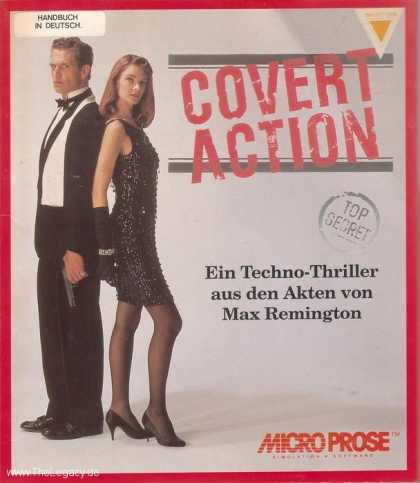 Misc. Games - Covert Action