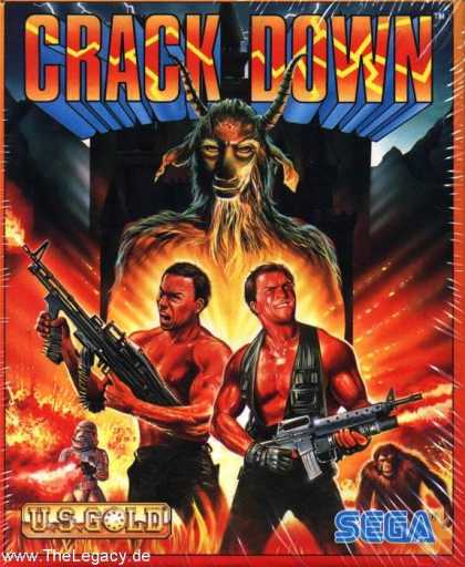 Misc. Games - Crack Down