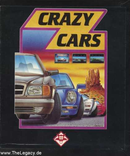 Misc. Games - Crazy Cars