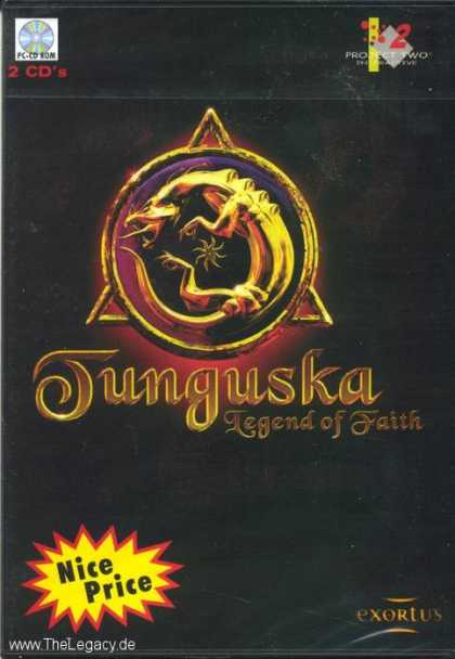 Misc. Games - Tunguska: Legend of Faith