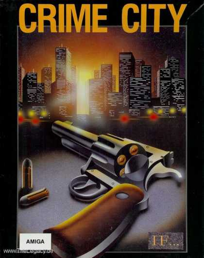 Misc. Games - Crime City