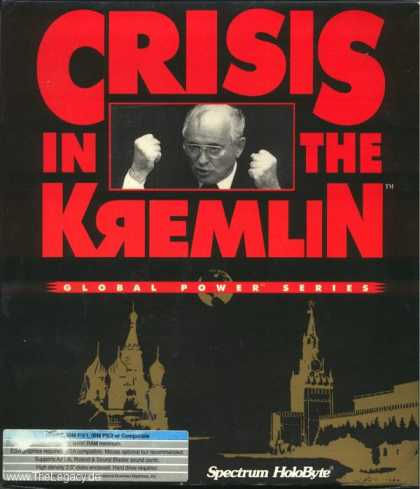 Misc. Games - Crisis in the Kremlin