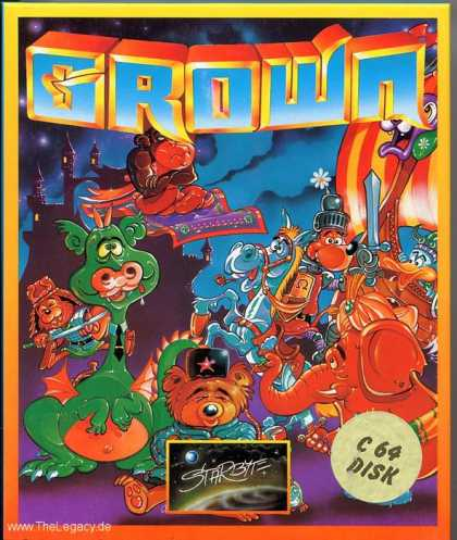Misc. Games - Crown