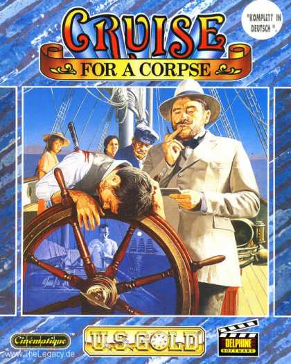 Misc. Games - Cruise for a Corpse