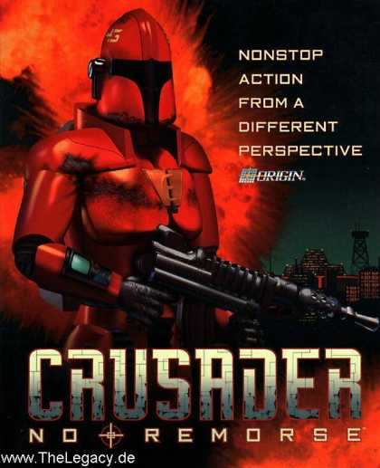 Misc. Games - Crusader: No Remorse