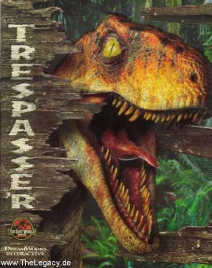 Misc. Games - Trespasser