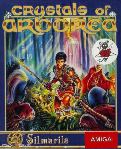 Misc. Games - Crystals of Arborea