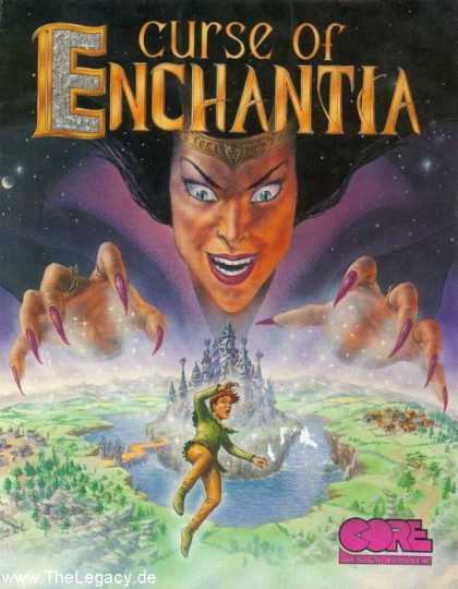 Misc. Games - Curse of Enchantia