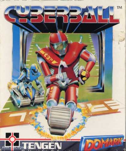Misc. Games - Cyberball