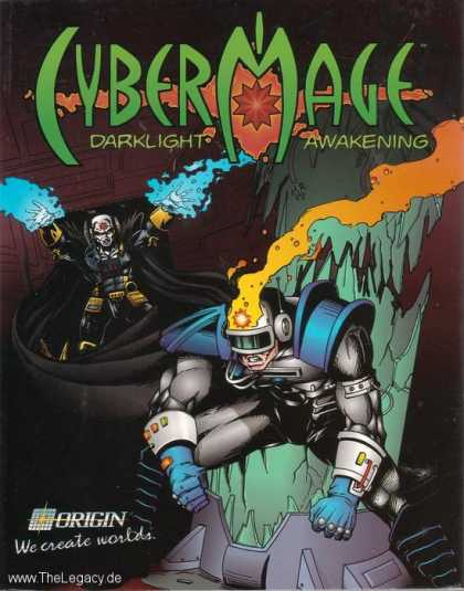 Misc. Games - CyberMage: Darklight Awakening