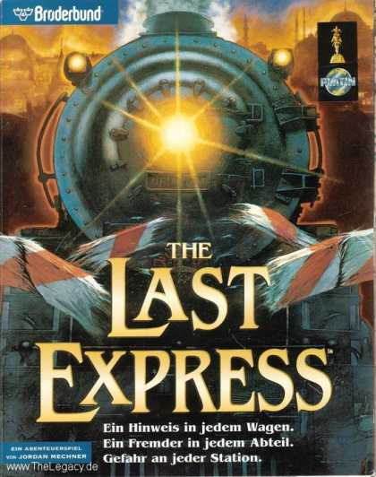 Misc. Games - Last Express, The