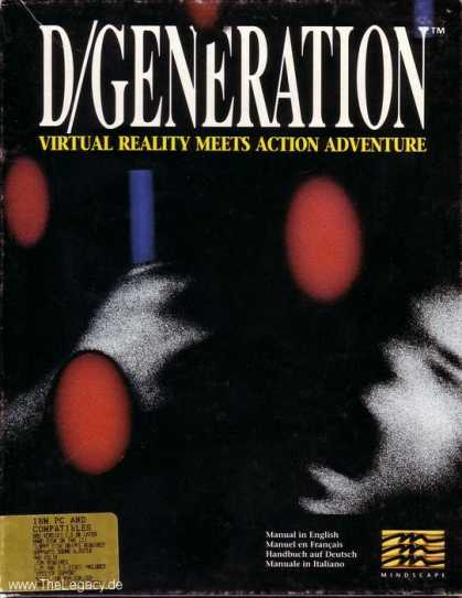 Misc. Games - D/Generation