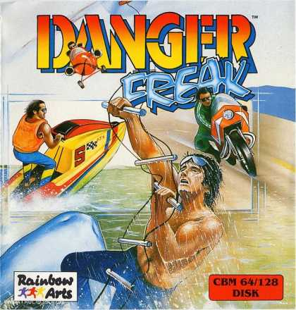 Misc. Games - Danger Freak