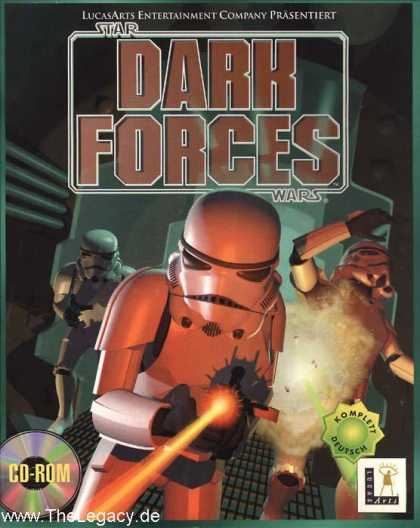 Misc. Games - Dark Forces
