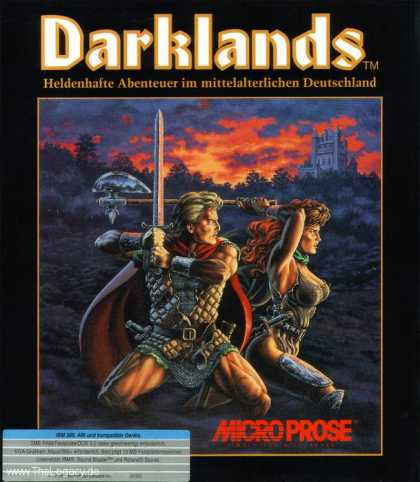 Misc. Games - Darklands