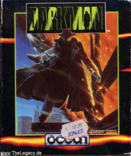 Misc. Games - Darkman