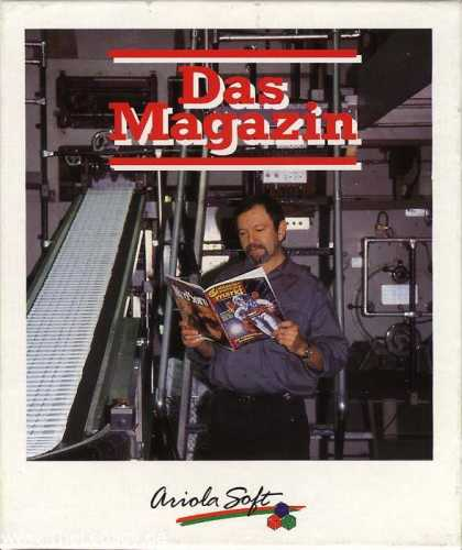 Misc. Games - Magazin, Das