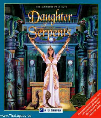 Misc. Games - Daughter of the Serpents