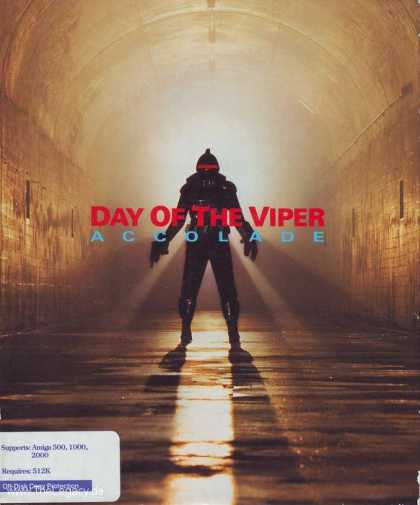 Misc. Games - Day of the Viper
