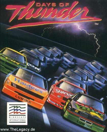 Misc. Games - Days of Thunder