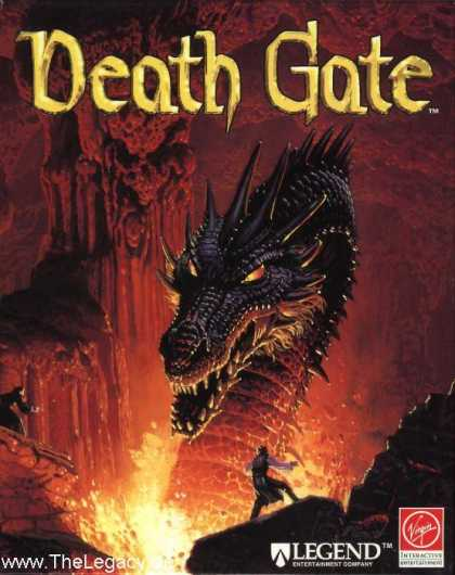 Misc. Games - Death Gate