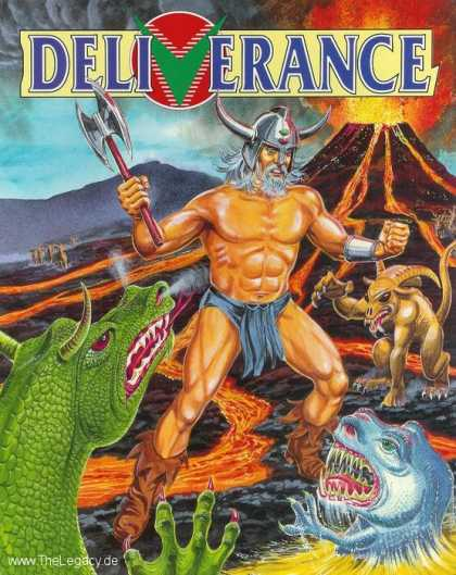Misc. Games - Deliverance: Stormlord II