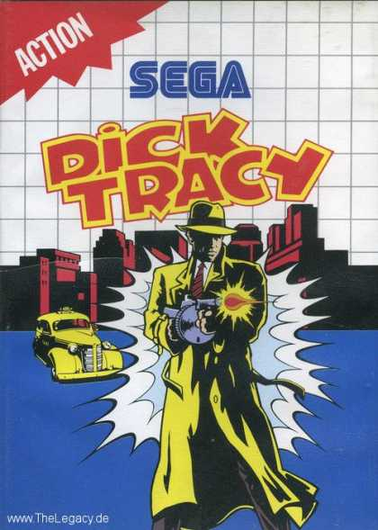 Misc. Games - Dick Tracy