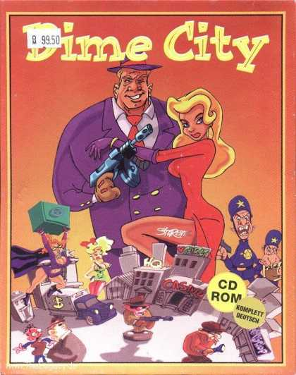 Misc. Games - Dime City