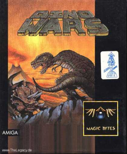 Misc. Games - Dino Wars