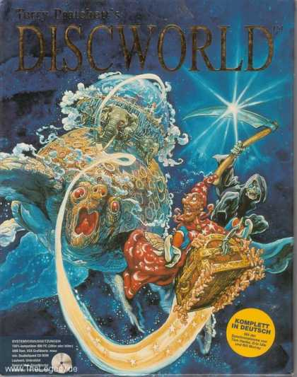 Misc. Games - Discworld