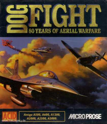 Misc. Games - DogFight: 80 Years of Aerial Warfare