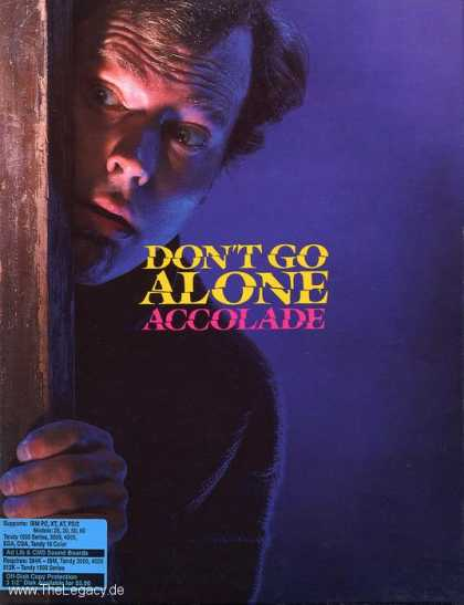 Misc. Games - Don't go Alone
