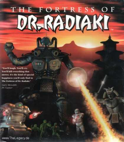 Misc. Games - Fortress of Dr. Radiaki, The