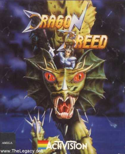 Misc. Games - Dragon Breed