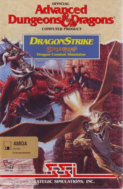 Misc. Games - Dragonstrike