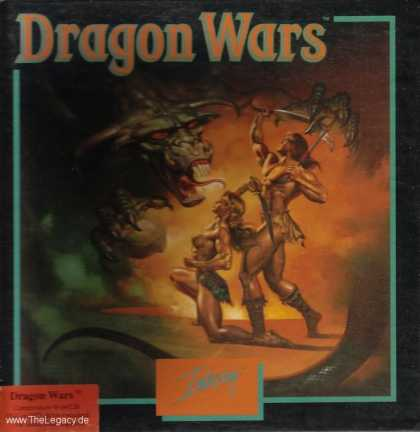 Misc. Games - Dragon Wars