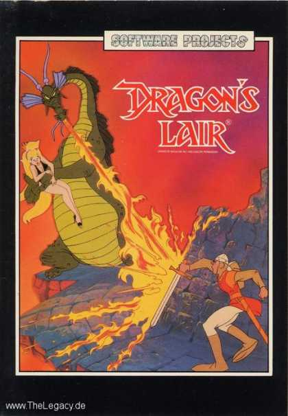 Misc. Games - Dragon's Lair