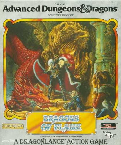 Misc. Games - Dragons of Flame