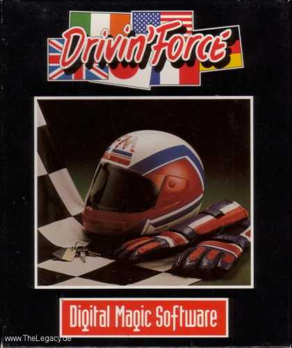 Misc. Games - Drivin' Force