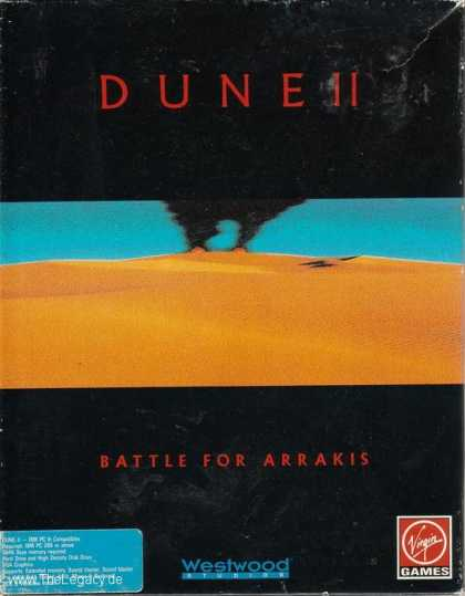 Misc. Games - Dune II: Battle for Arrakis