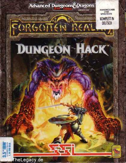 Misc. Games - Dungeon Hack