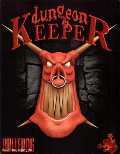 Misc. Games - Dungeon Keeper