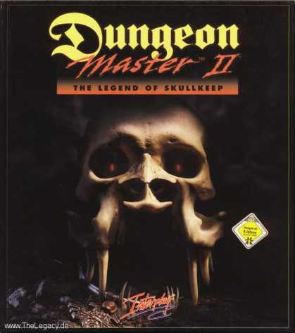 Misc. Games - Dungeon Master II: The Legend of Skullkeep