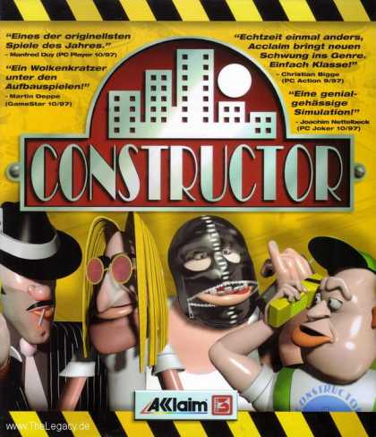 Misc. Games - Constructor