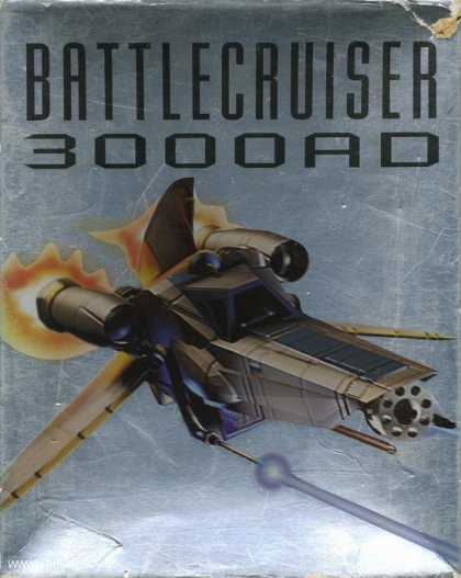 Misc. Games - BattleCruiser 3000 AD