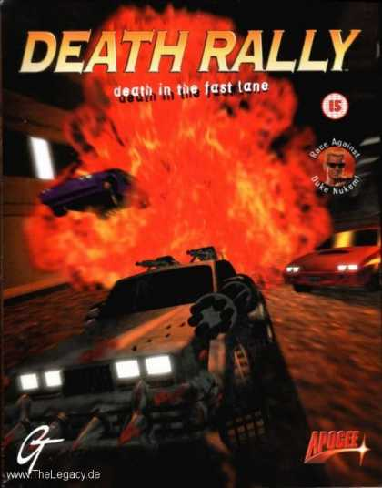 Misc. Games - Death Rally