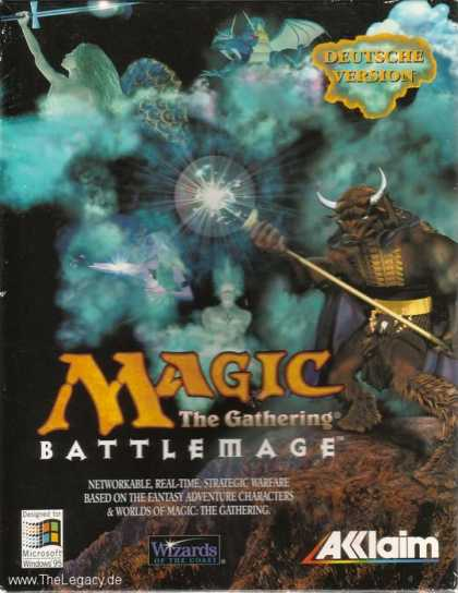 Misc. Games - Magic the Gathering: Battlemage