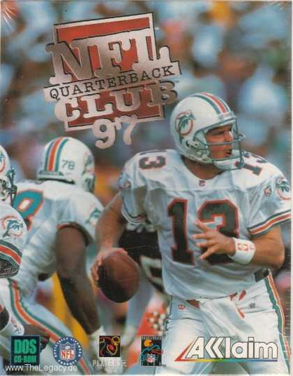Misc. Games - NFL Quarterback Club '97