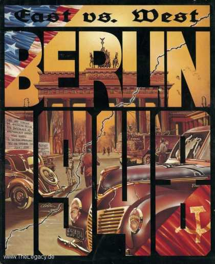 Misc. Games - East vs. West: Berlin 1948